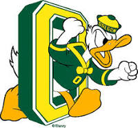 Oregon duck logo